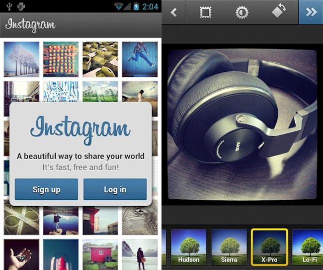 Instagram Features