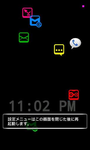 NoLED application